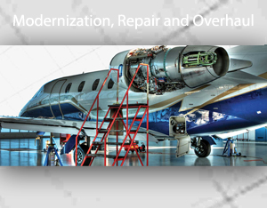 Modernization, Repair and Overhaul